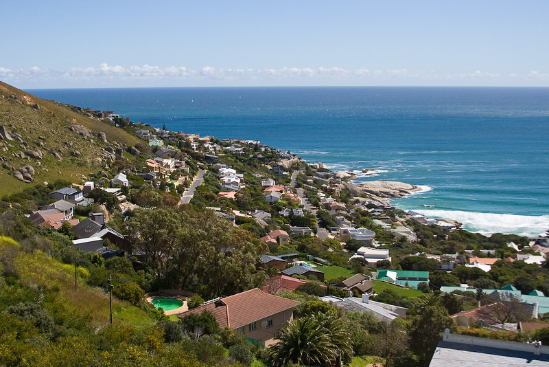 Coast Road near Capetown