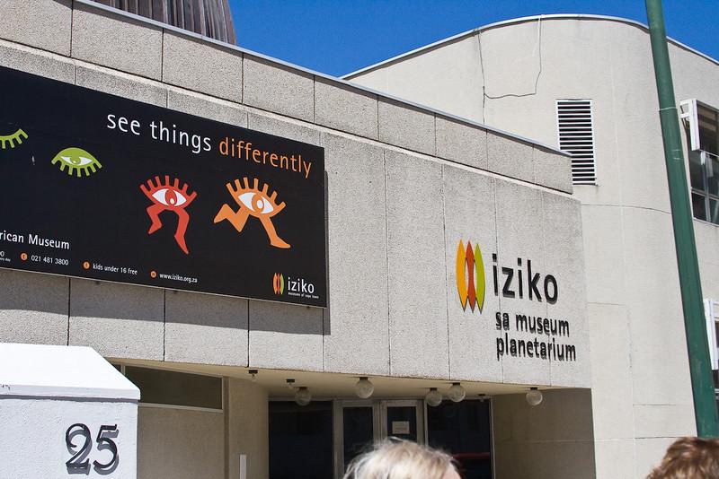 South Africa Museum & Planetarium