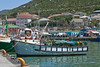 Fishing boat at Kalk's Bay