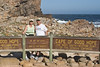 At the south most point of Africa