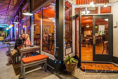 Tamara's Cafe Exterior, Apalachiacola, Florida