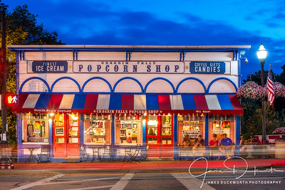 The Popcorn Shop, Chagrin Falls, Ohio