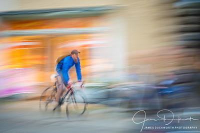 Cycling in Salzburg