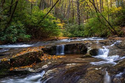 Mocassin Creek