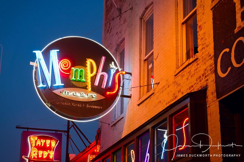 Neon Memphis