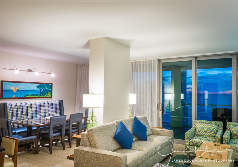 Marriott Crystal Shores Interior