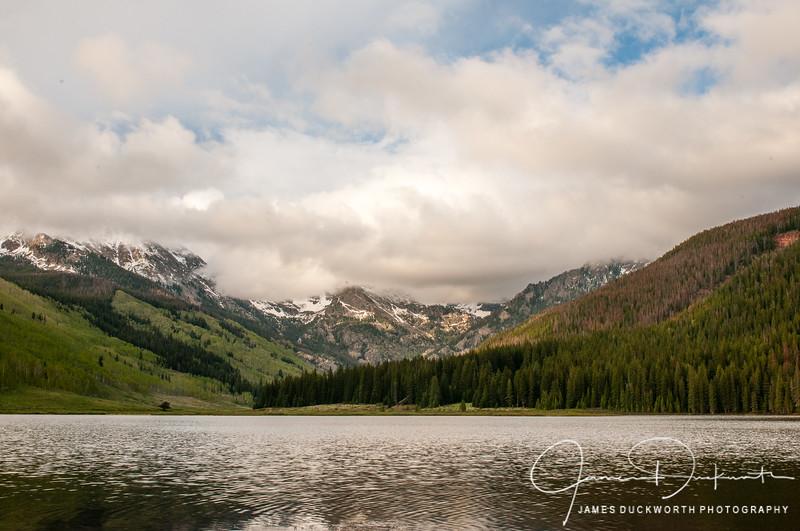 Piney Lake Summer