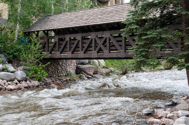 Gore Creek Covered Bridge