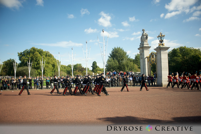 Changing of the Queen's Guard