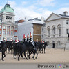 Changing of the Queen's Life Guard