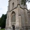 St. James Church at Avebury, UK