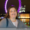 Jenny at the London Eye