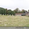 One quadrant of the stone henge at Avebury, UK