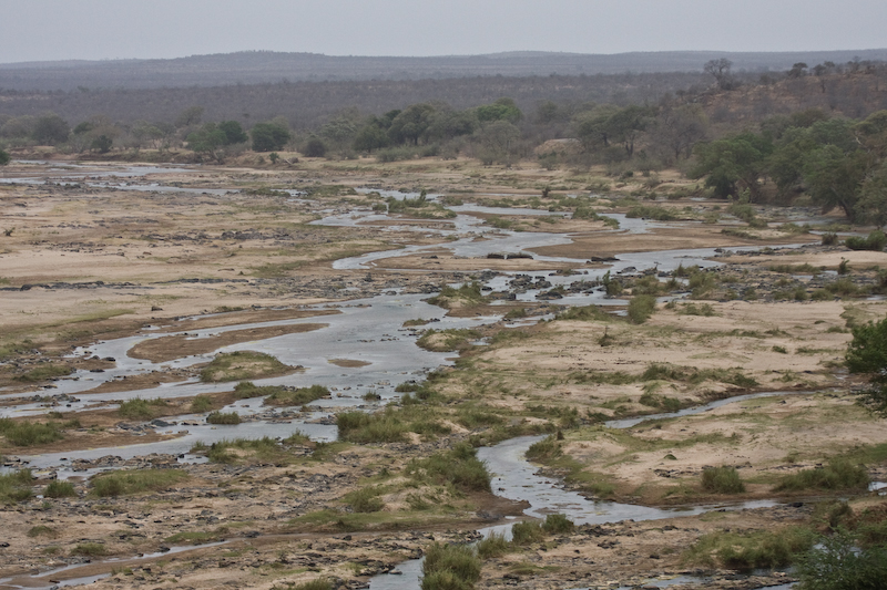 Oliphants River landscape