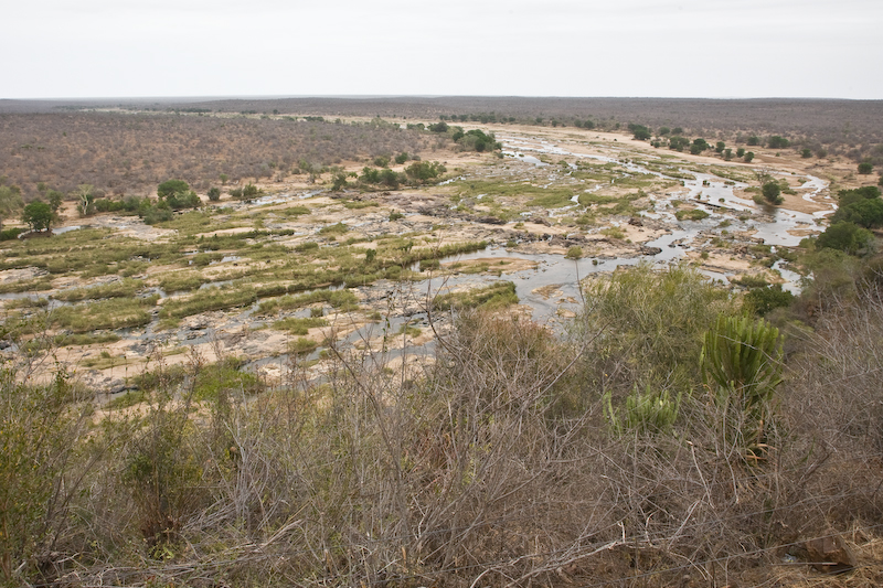 Bend in the Oliphants River