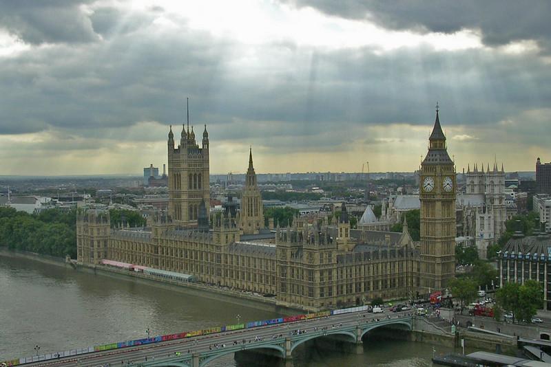 British Parliment Building