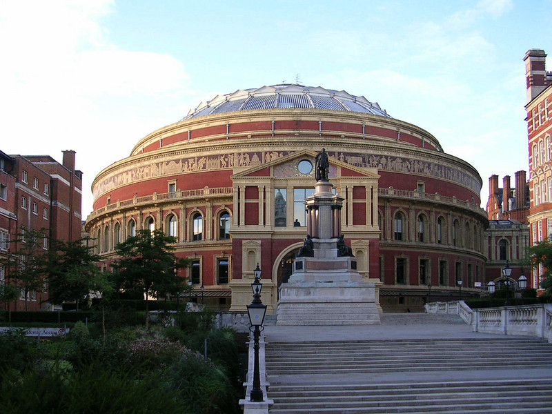 Albert Hall in London England