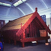 Auckland War Museum - Maori building (see info plates)