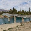 Footbridge - Lake Tekapo