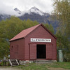 Old Steamer shed Glenorchy
