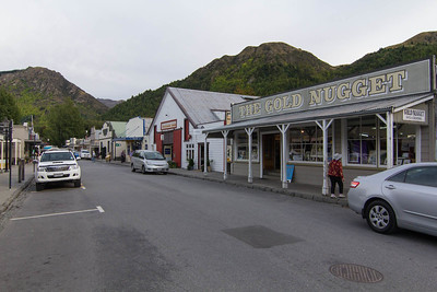 2016_03_22 - Day 14 Arrowtown, Queenstown