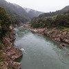 Buller Gorge Swingbridge