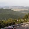 Maungataururu Lookout toward Matarangi