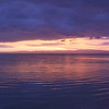Sunset over Firth of Thames