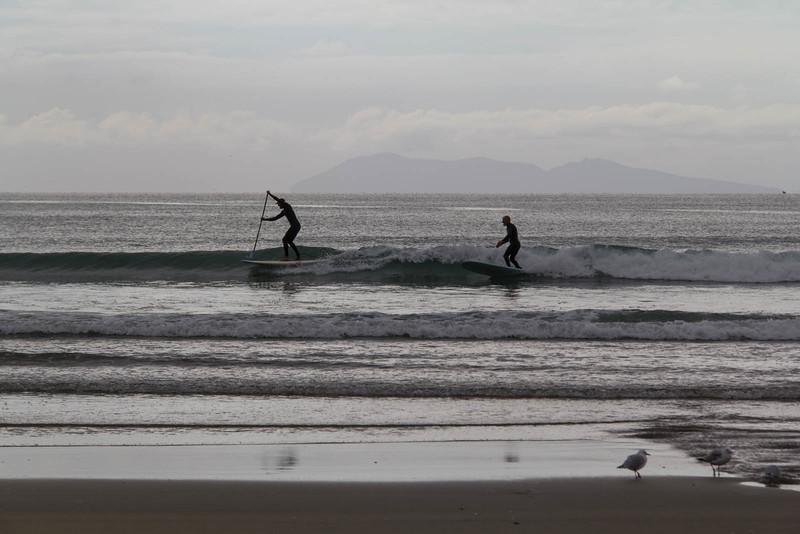 Waihi Bay beach