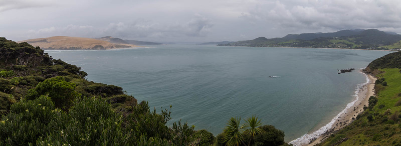 Martins Bay lookout