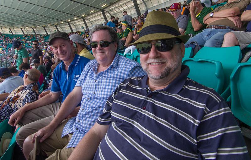 Day 1, 3rd Test, Aust vs Pak