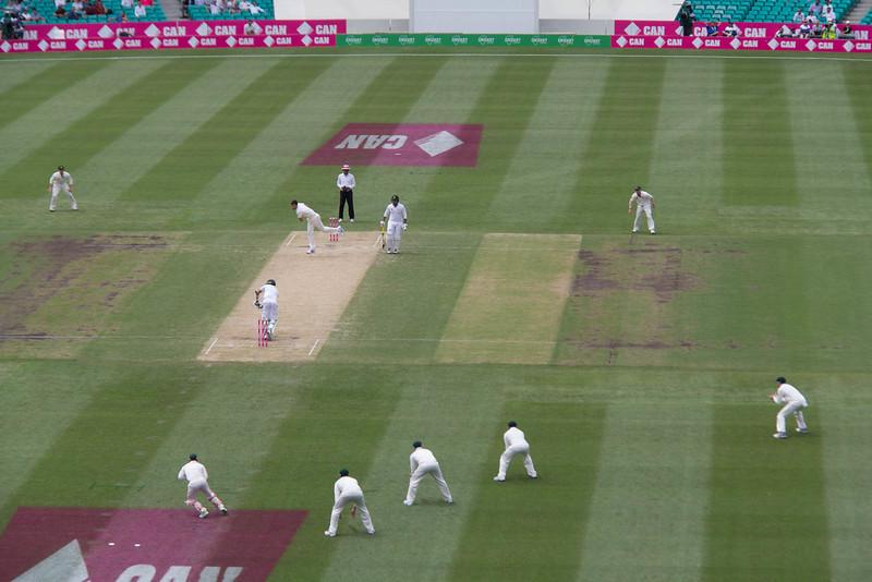 Day 2, 3rd Test, Aust vs Pak
