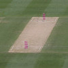The Wicket before play