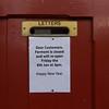 Ferment - Not Open!