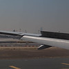 Landing at Dubai