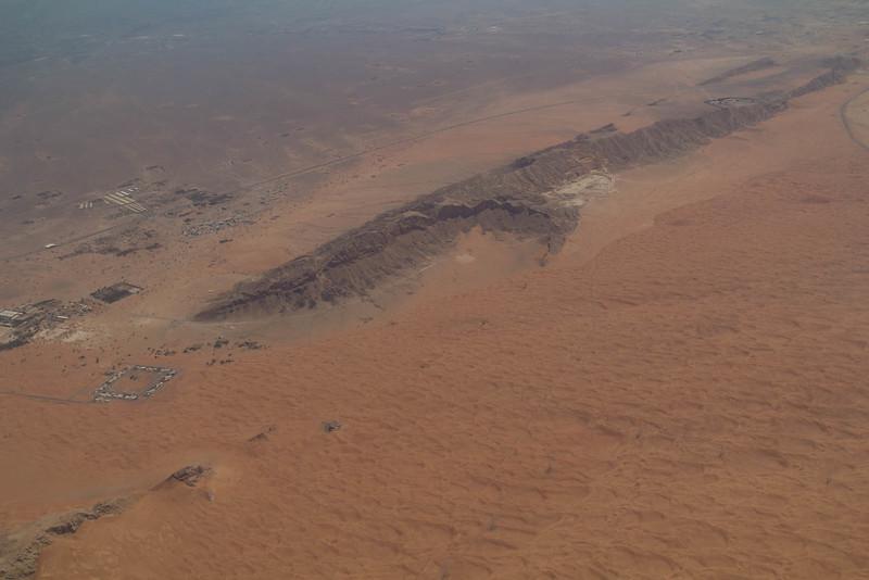 Terrain near Dubai