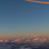 Cloud formations in the Dawn