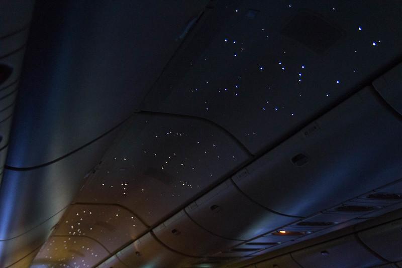 Boeing 777-300 Night Lighting