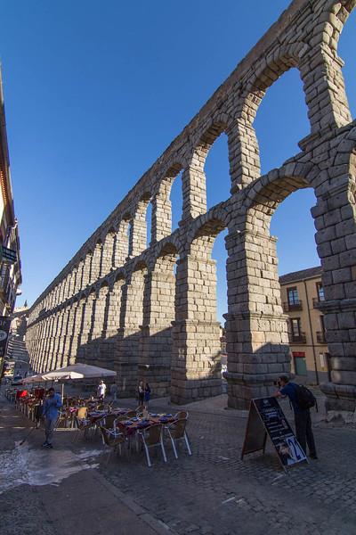 Around Segovia
