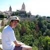Oliver in Segovia