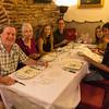 Dinner at Sobrino de Bortin