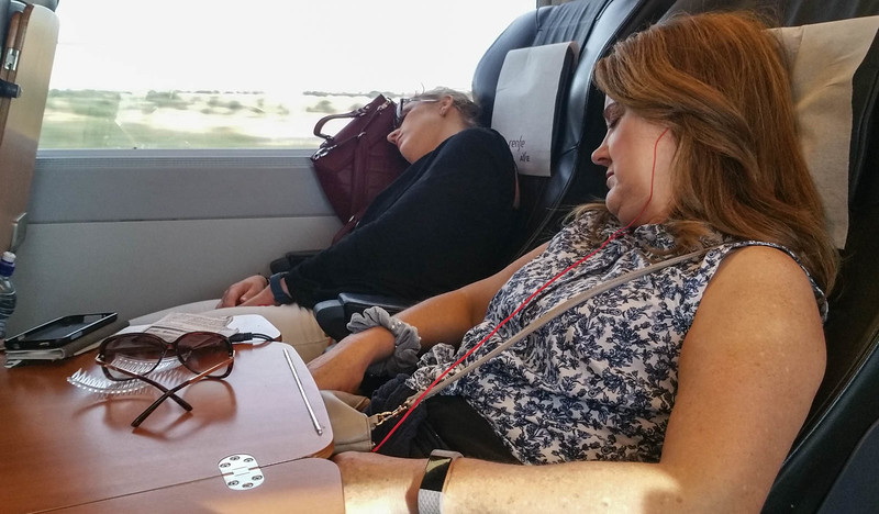 On the Train to Cordoba