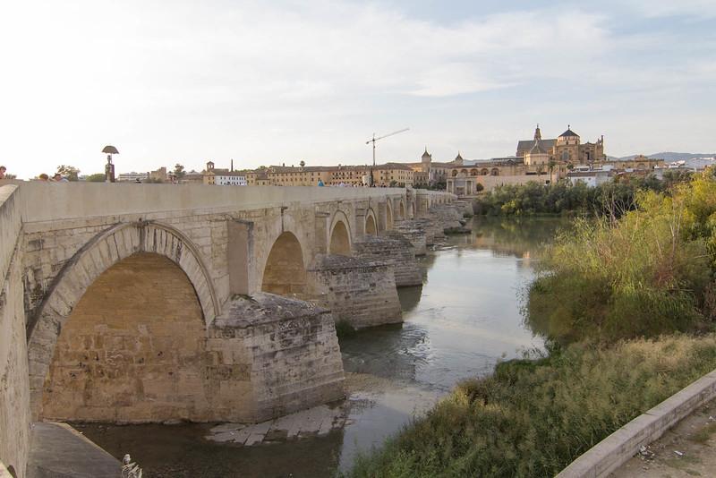 Around Roman Bridge