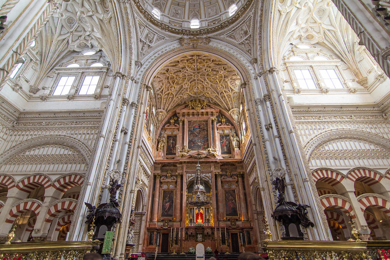 Cordoba Mosque-Cathedral