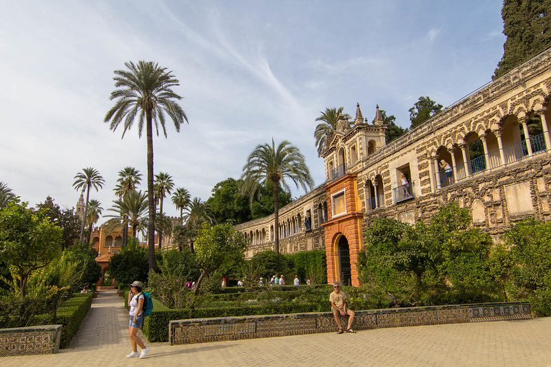 Around Seville