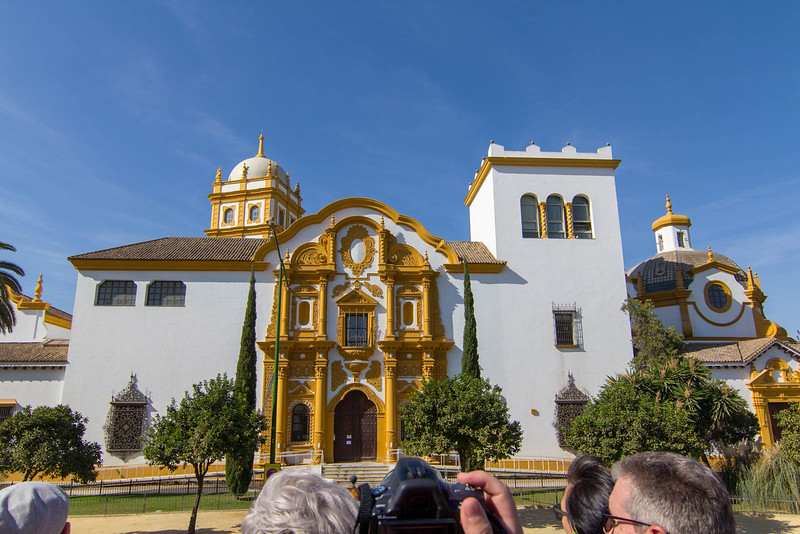 Around Seville