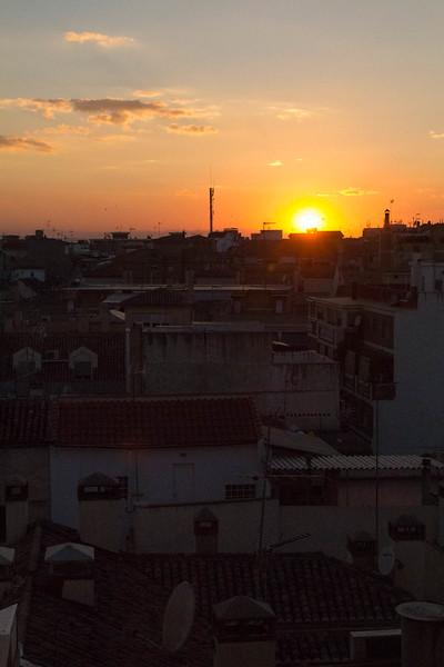 Granada Sunset