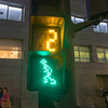 Timer of crosswalk