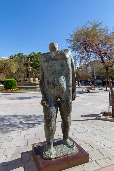Steet Sculpture