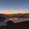 San Sebastian dawning